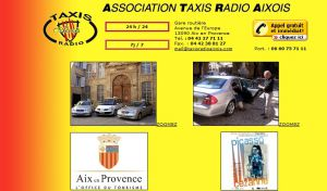 Site officiel : http://www.taxisradioaixois.com