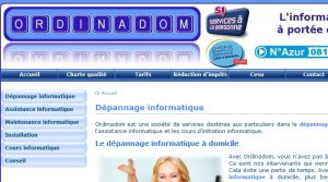 Site officiel : http://www.ordinadom.fr