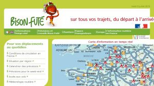 Site officiel : http://www.bison-fute.equipement.gouv.fr