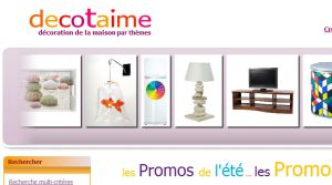 Site officiel : http://www.decotaime.fr