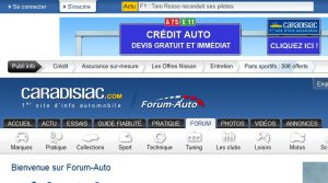 Site officiel : http://www.forum-auto.com