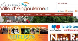 Site Officiel www angouleme fr