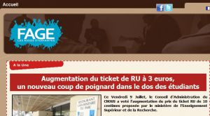 Site officiel : http://www.fage.org