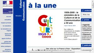 Site officiel : http://www2.culture.gouv.fr