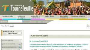 Site officiel : http://www.mairie-tournefeuille.fr