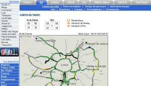 Site officiel : http://infotrafic.france3.fr