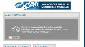 Site officiel : http://www.ac2m.org