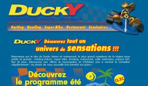 Site officiel : http://www.ducky.fr