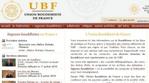 Site officiel : http://www.bouddhisme-france.org