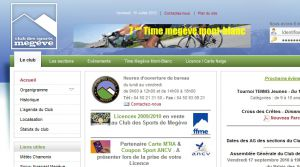 Site officiel : http://www.csportsmegeve.com