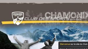 Site officiel : http://www.chamonixsport.com