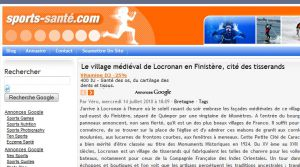 Site officiel : http://www.sports-sante.com