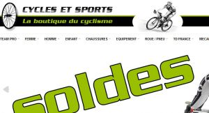 Site officiel : http://www.cyclesetsports.com